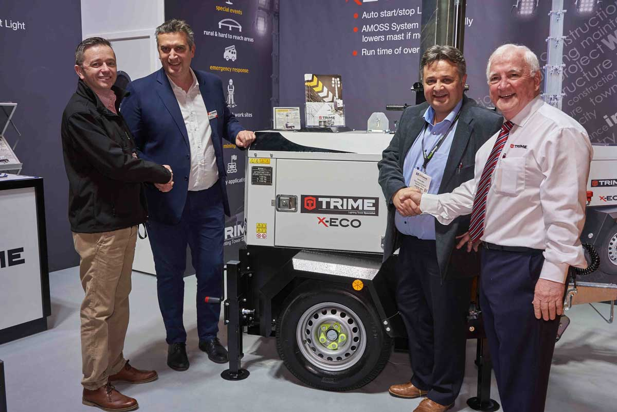 Trime expands into Northern Ireland